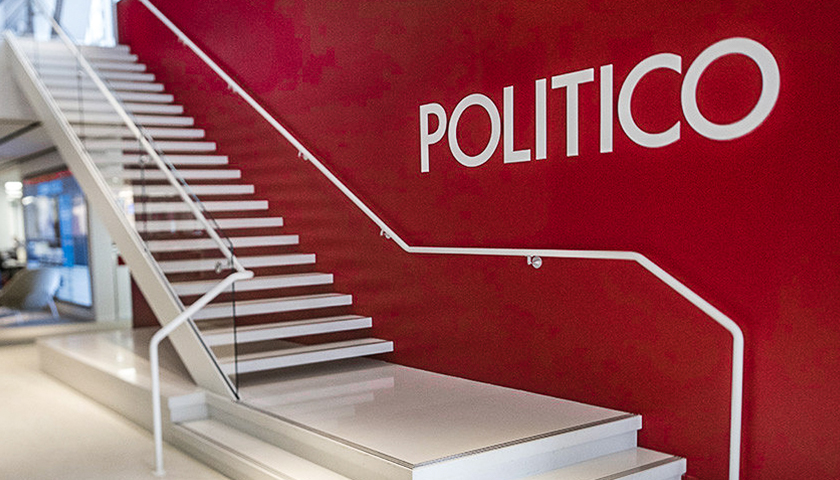 European Publishing Giant to Acquire Politico, Deal Could Cost $1 Billion
