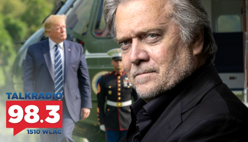Steve Bannon: GOP House Should Pick Donald Trump as Speaker for 100 Days After Sweep of 2022 Midterms