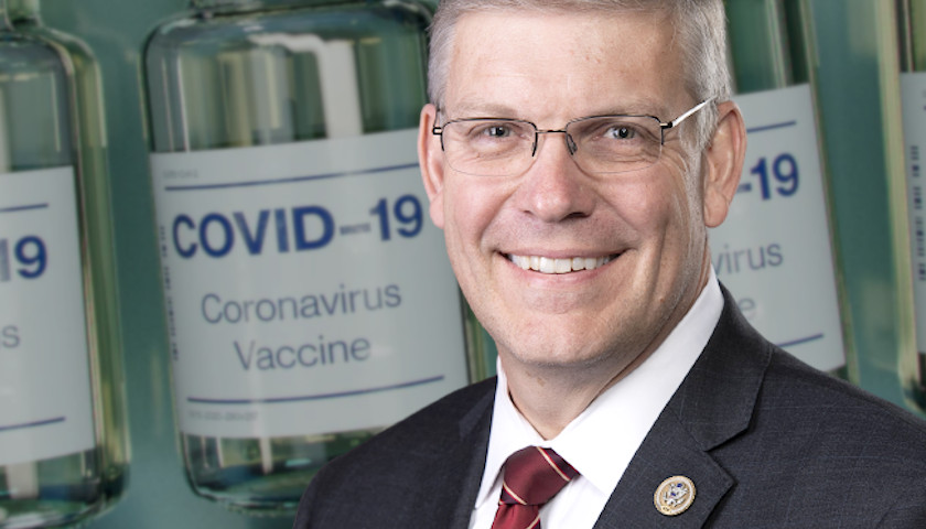 U.S. Rep. Barry Loudermilk Warns Georgia that Federal Officials Want to Mandate COVID-19 Vaccine