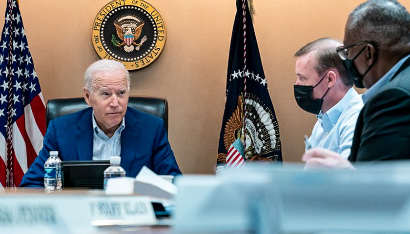Capitol Hill Republicans' Calls for Biden's Resignation Amplify After American Casualties in Afghanistan