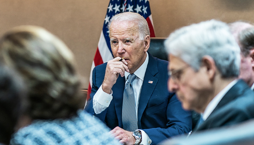 Commentary: Biden Says 'No One's Being Killed,' Ignores More Than 12,000 Dead in Afghanistan