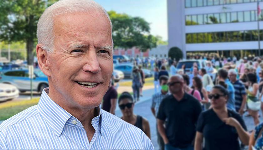 Joe Biden and CNN Distort What Happened at Tuesday's Williamson County School Board Meeting