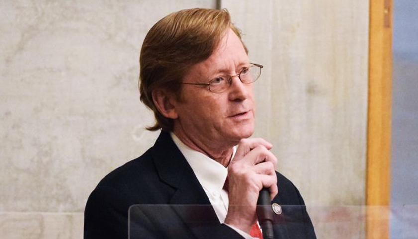 Tennessee State Rep. Bruce Griffey Says Special Session Should Restrain Governor's Emergency Powers
