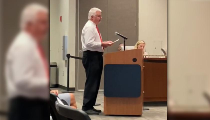 Cherokee County School Board Members Terminate Public Meeting Due to Audience Members' Clapping