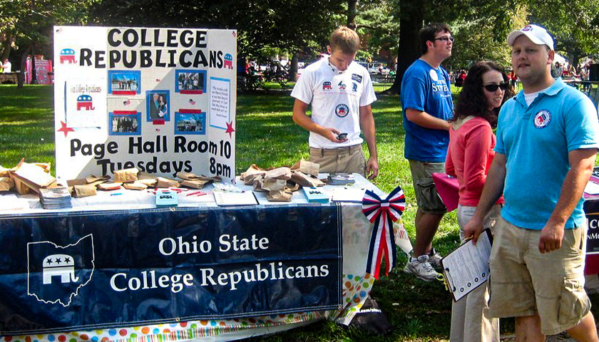 Commentary: The Collapse of the College Republicans