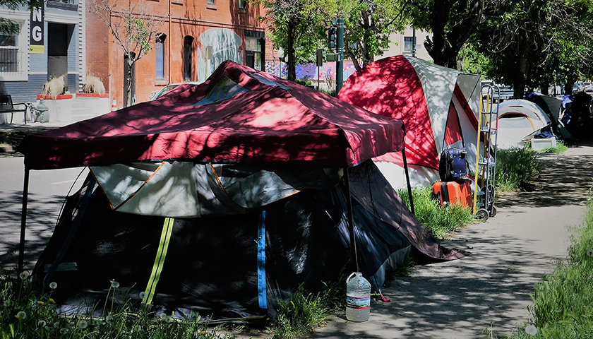 Denver Spends More on Homeless Than Schools and Police