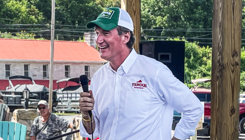 Youngkin Rails Against Northam/McAuliffe Mask Mandates at Southwest Virginia Rally
