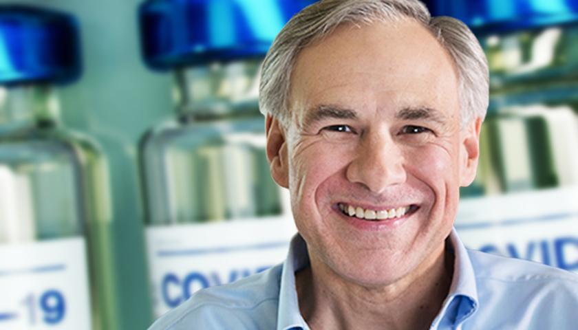 Texas Gov. Abbott Bans Vaccine Mandates Statewide Despite FDA Approval