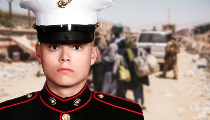 Marine from St. Louis Area Identified Among Those Killed in Kabul Attack