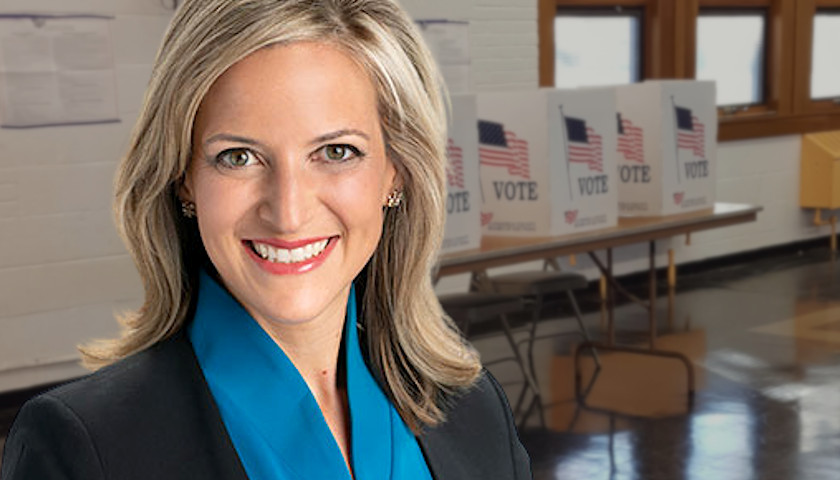 As Michigan Secretary of State Benson Calls for 'Educating Voters,' Questions Surround Zuckerberg-Funded Nonprofit She Founded