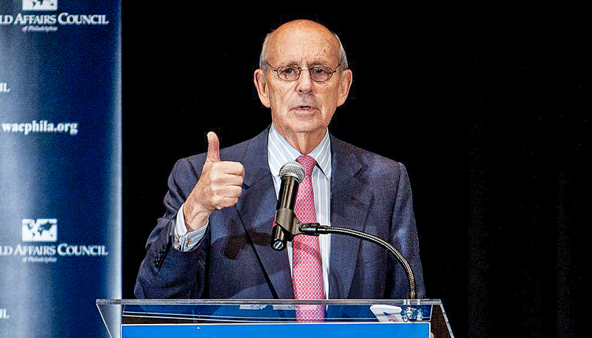 'I'll Make a Decision': Justice Breyer Weighs in on His Potential Retirement