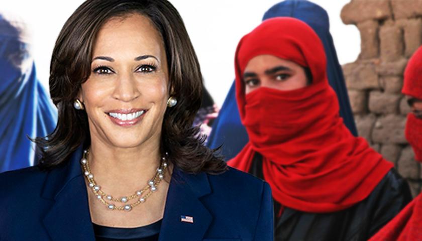 Commentary: Kamala Harris Backed Afghan Exit Despite Intel Warning Taliban Would Abuse Women