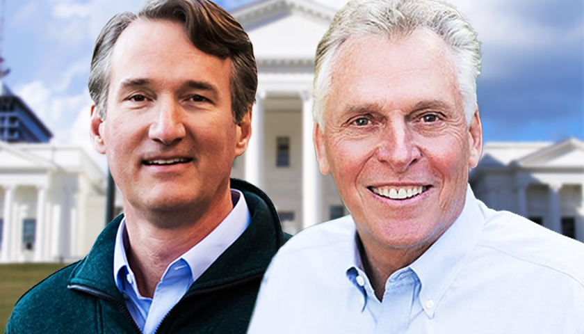 Commentary: Virginia, Not California, Will Provide Lessons for 2022