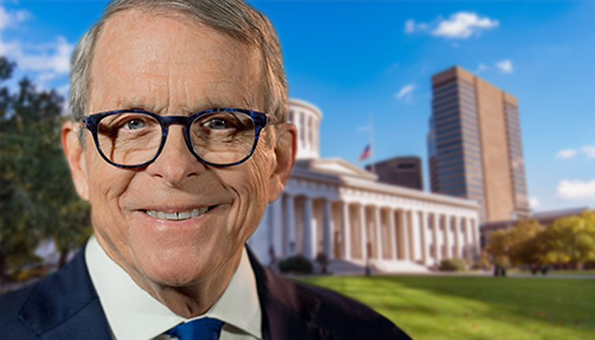 Ohio Republican Party Has Given DeWine Re-election Campaign $870k Since January 1, Despite Two Announced Gubernatorial Primary Challengers
