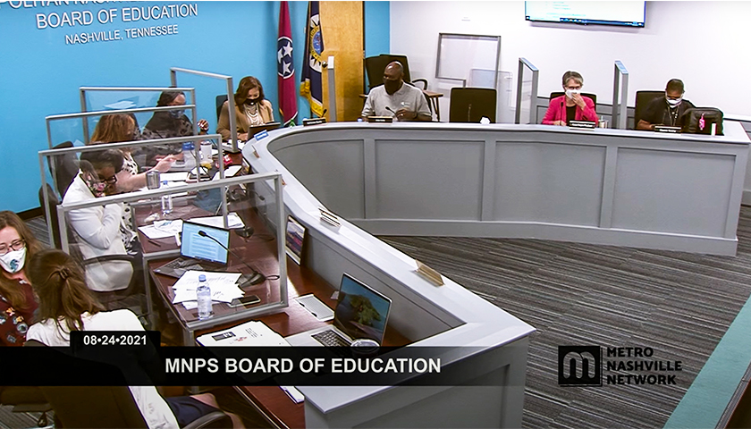 Metro Nashville School Board Members Deny Critical Race Theory Prompted New Resolution