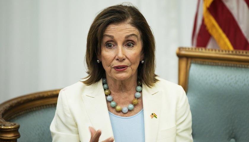 Pelosi's Office Silent Regarding Potential Vote on COVID Origin Bill
