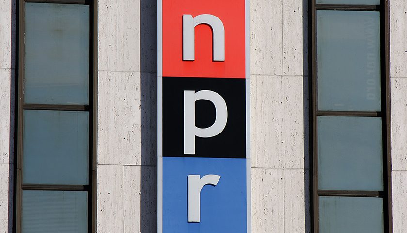 NPR Will Now Allow Journalists to Take Part in Partisan Activist Demonstrations