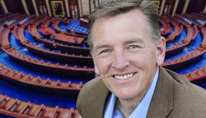 Arizona Rep. Paul Gosar Introduces 'Americans Not Aliens Act'