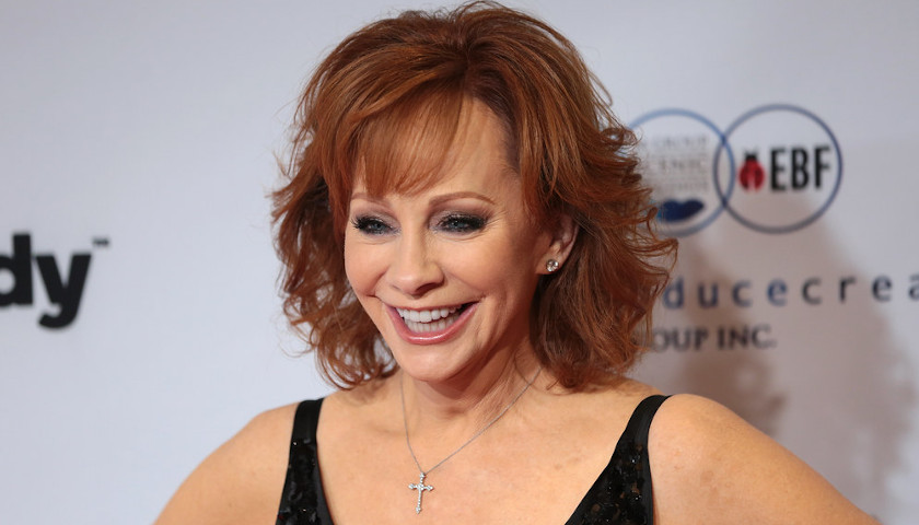 Reba McEntire Tests Positive for COVID-19 After Being Fully Vaccinated