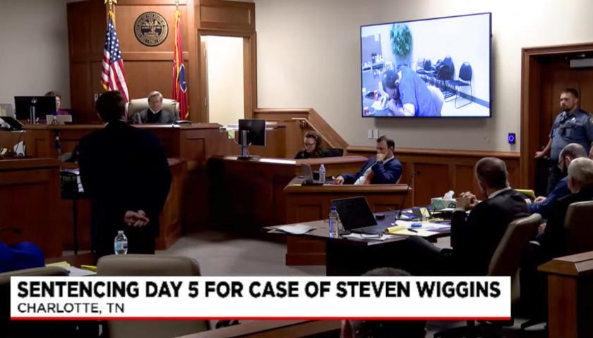 Steven Wiggins Sentenced to Death for Killing Dickson County, Tennessee Sergeant Daniel Baker