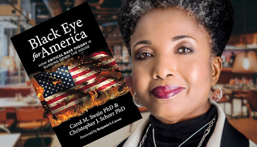 Dr. Carol Swain Hosts Book Signing for New Book About Critical Race Theory