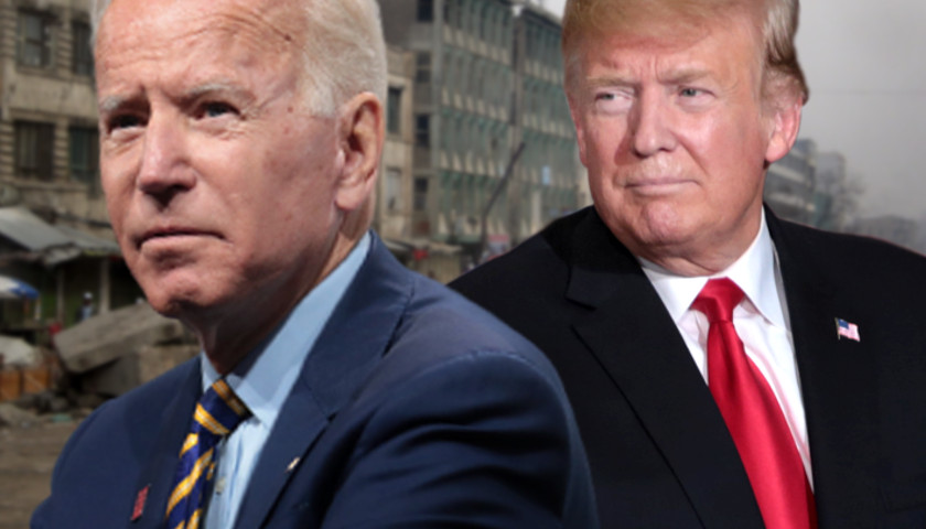 Trump Calls on Biden to 'Resign in Disgrace for What He Has Allowed to Happen in Afghanistan'