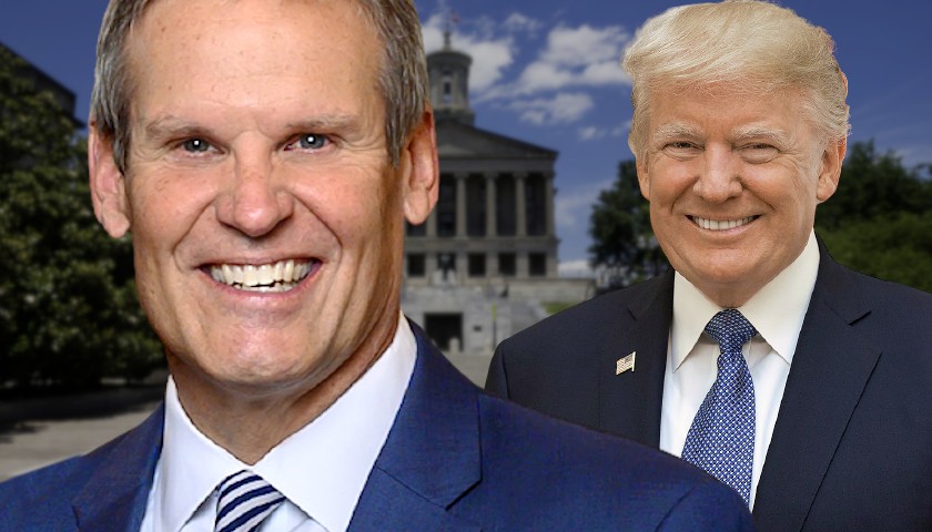 Former President Trump Endorses Governor Bill Lee in Reelection Campaign