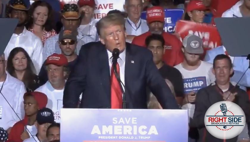 Former President Trump at Alabama Rally: 'Joe Biden Is a Failed President'