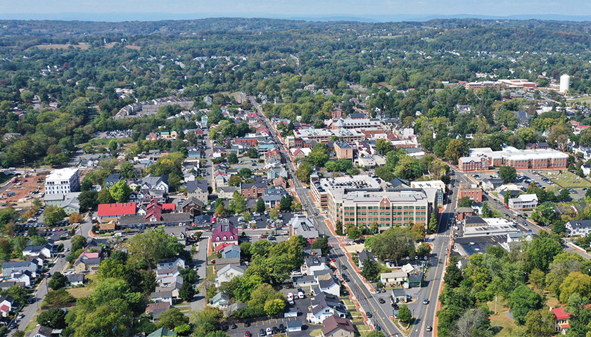 Western Virginia, Southside Lost Population from 2010 to 2020 According to 2020 Census Data