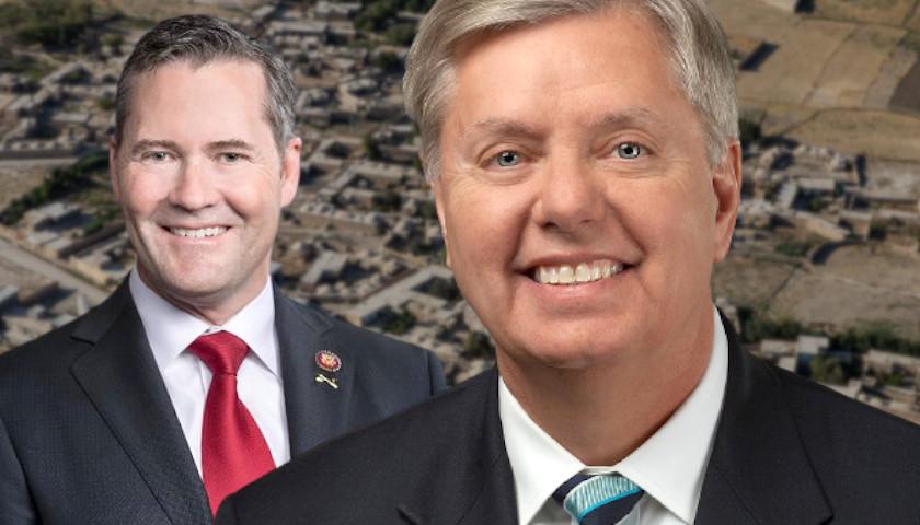 Representative Waltz and Senator Graham Call on Biden to Designate the Taliban as Terrorists, Recognize Former Afghan Officials as Legitimate Government Reps