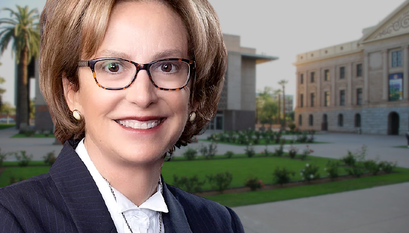 Arizona Legislator Wendy Rogers Launches Petition to Decertify Election Results Due to Ballot Audit
