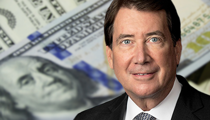 Tennessee's U.S. Senator Bill Hagerty Sounds the Alarm on Inflation as the Consumer Price Climbs Another Three Percent