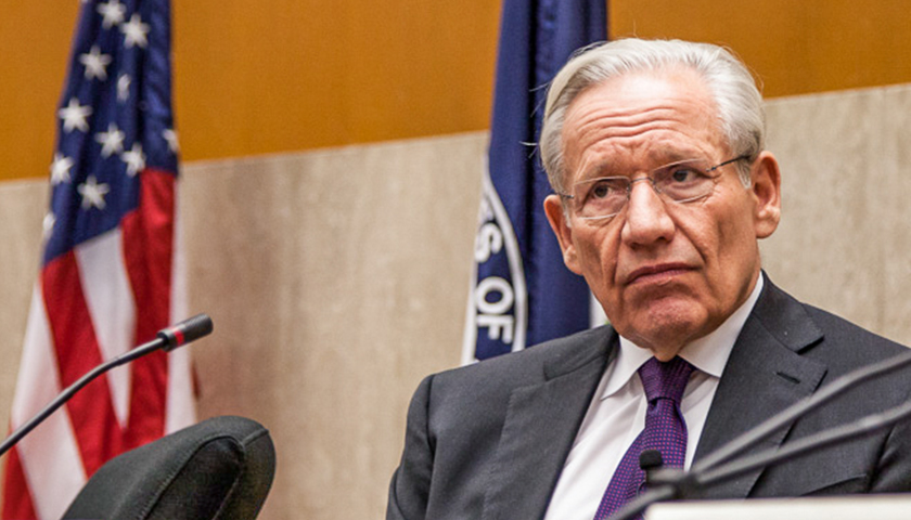 Commentary: A China Story Bob Woodward Chose Not to Tell