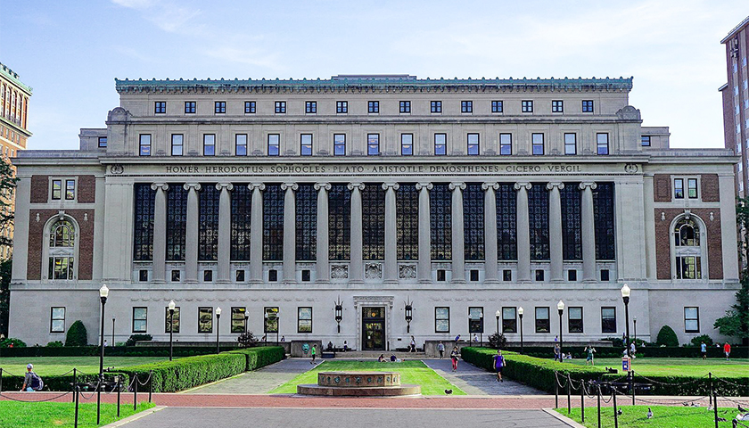 Columbia University Promotes 'Students Exploring Whiteness' Program to 'Critically Engage with Whiteness'