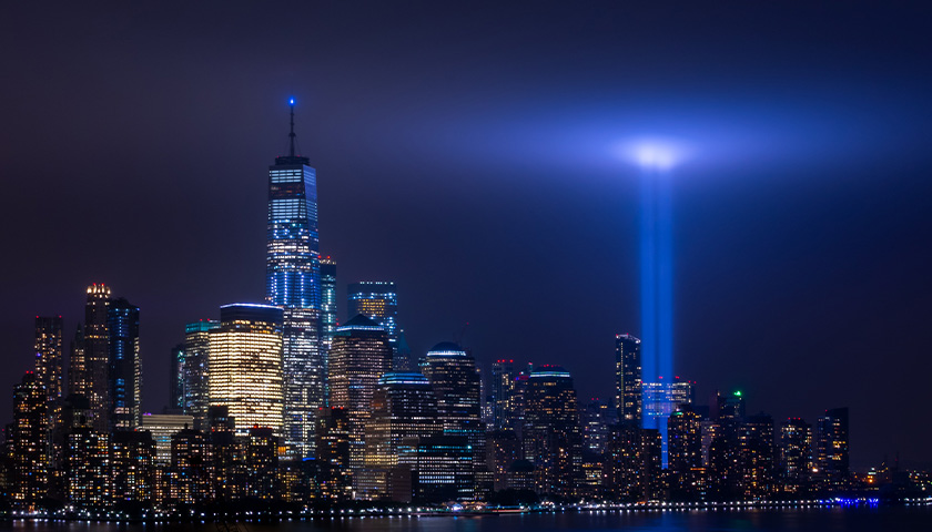 With Bells Tolling and Names Never Forgotten, America Commemorates 20th Anniversary of 9/11