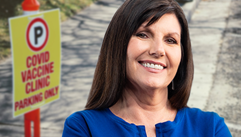 Tennessee Representative Diana Harshbarger Responds to President Biden's Vaccine Mandates
