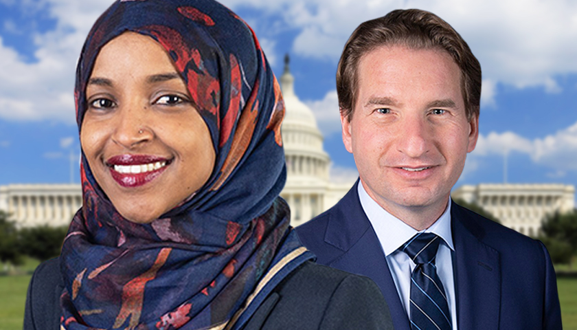 Minnesota Democrats Ilhan Omar and Dean Phillips Silent on Biden's Attempt to Fire Trump Appointees from Military Academy Advisory Boards