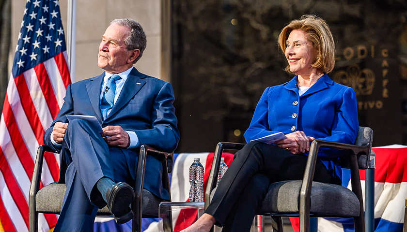 Commentary: The 'Foul Spirit' of George W. Bush and America's Ruling Class