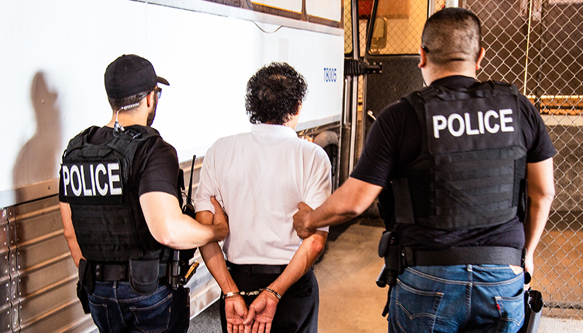 Number of Detained Illegal Immigrants Declines as ICE Arrests Hardly Any