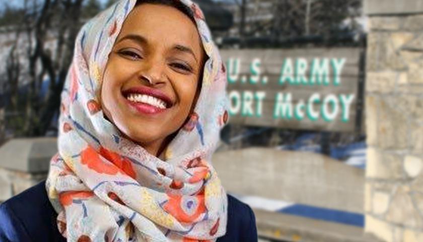 Minnesota Representative Ilhan Omar Advocates for Afghan Refugees