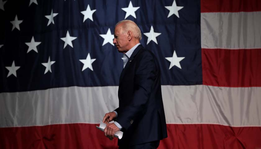 Commentary: Biden Administration's Fall from Grace