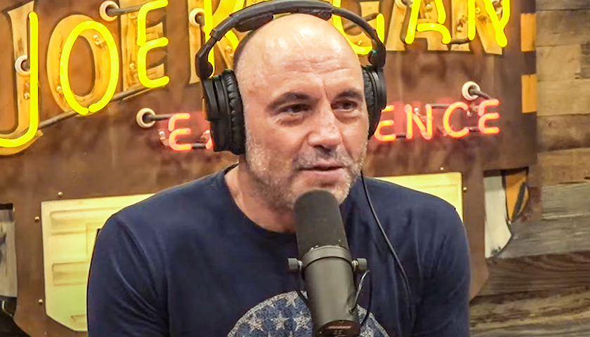 'Do I Have to Sue CNN?' Asks Podcaster Joe Rogan Following Coverage of His Ivermectin Usage