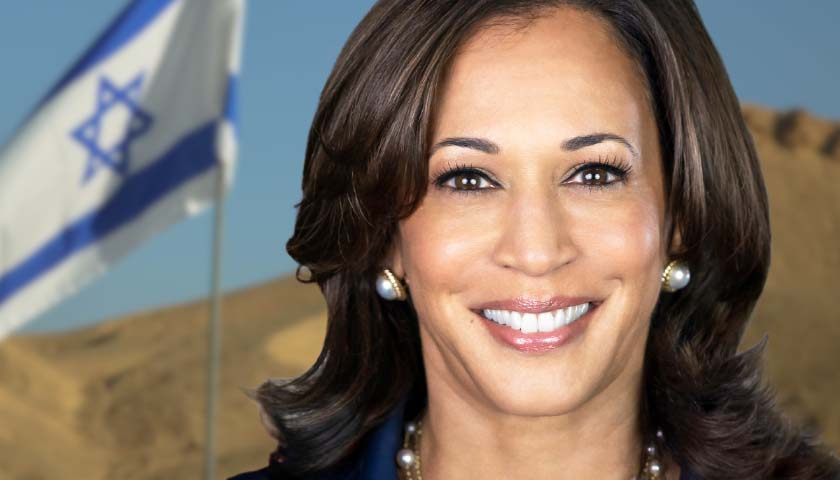 Kamala Harris Praises Anti-Semitic College Student Who Accused Israel of Genocide