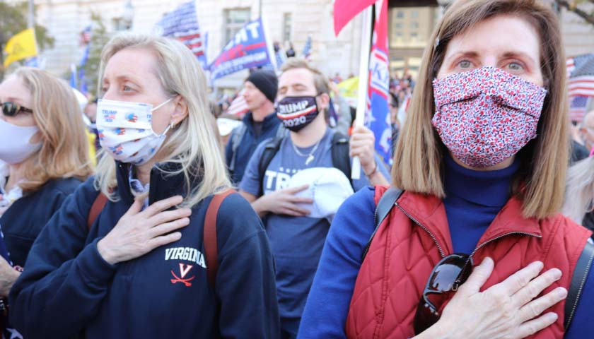 Democrats See Trump Supporters and Unvaccinated as Bigger Threat Than Taliban, China: New Poll