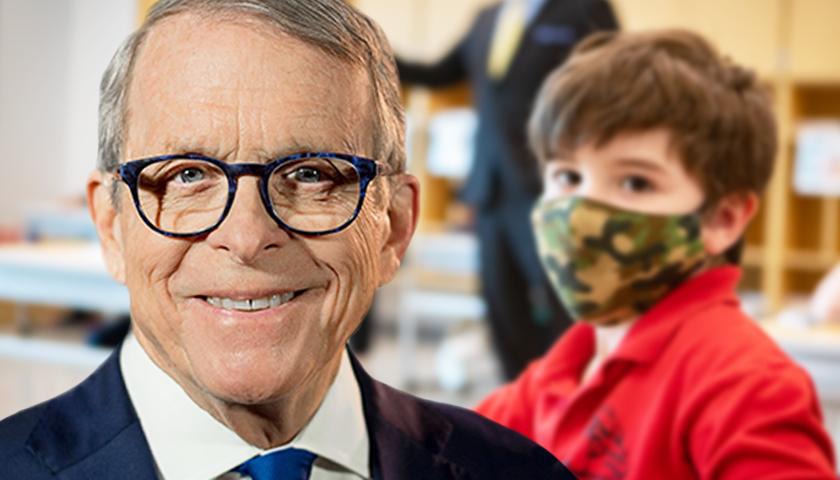 Ohio Gov. DeWine Says He Would Mandate Masks in Schools, Lawmakers Won't Let Him