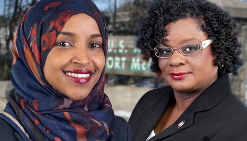 Wisconsin Rep. Gwen Moore and Minnesota Rep. Ilhan Omar Call for Investigation into Fort McCoy Refugee Conditions