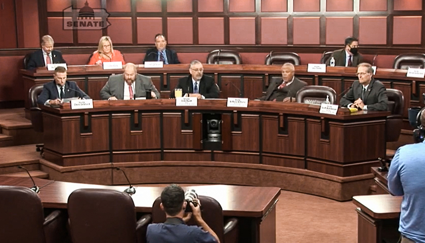 At Pennsylvania Senate Meeting on Elections, Subpoenas Issued, Dem Calls GOPers McCarthyites, Another Has Remarks Curtailed for Breaking Senate Rules