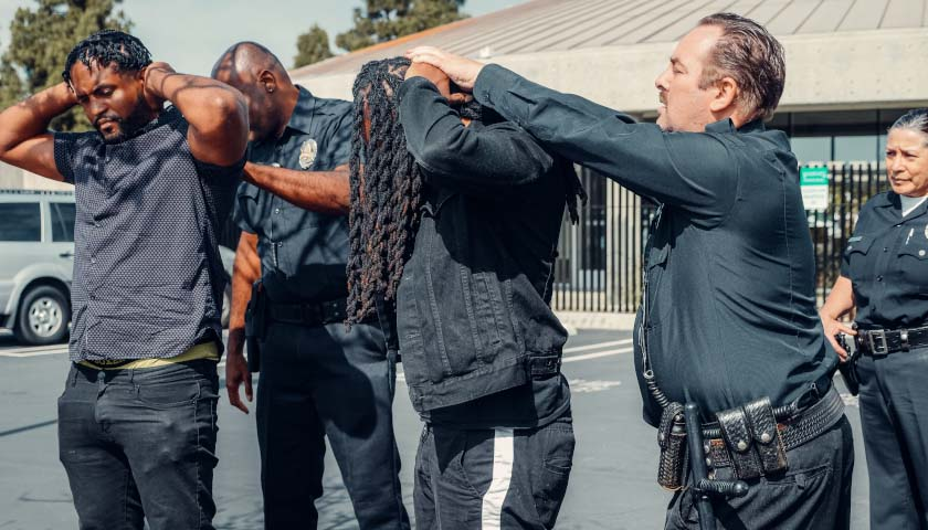The Department of Justice Bans No-Knock Entries, Chokeholds, and Other Practices