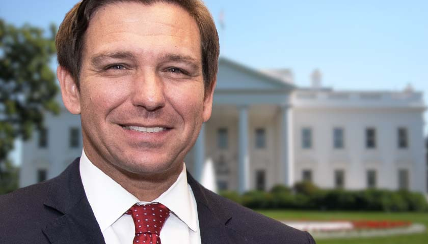 DeSantis Dismisses Talk of 2024 Presidential Bid, but Continues to Campaign Across the Country