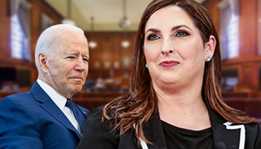 Legal Challenges Await Biden's Vaccine Mandate